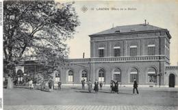BB219 Landen Place De La Station Ca 1920 - Landen