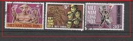 VIETNAM DEL SUD   - 1967 Democratic Elections     USED - Vietnam