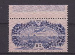 FRANCE : PA . N° 15 ** . HDF. SIGNE CALVES .  1936 . ( CATALOGUE YVERT )  . - 1921-1960: Periodo Moderno