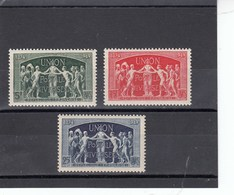 France - 1949 - N° YT 850/52** - 75è Anniversaire De L'UPU - Francia
