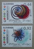 Slowenien     Europa  Cept    Besuchen Sie Europa  2012  ** - 2012
