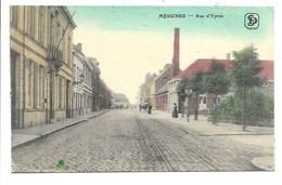 Messines - Rue D'Ypres. - Messines - Mesen