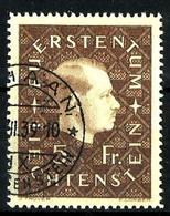 Liechtenstein Nº 158 En Usado. Cat.30€ - Liechtenstein