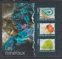 D712. Guinee - MNH - 2014 - Nature - Minerals - Plants