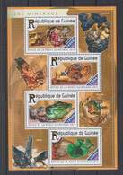 F314. Guinee - MNH - 2015 - Nature - Minerals - Plants