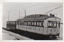 911Ms  Photo Suisse Arth Rigi Bahn Année 1931 - Treni