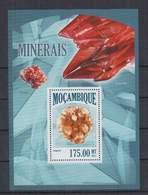 M314. Mozambique - MNH - 2013 - Nature - Minerals - Bl - Plants