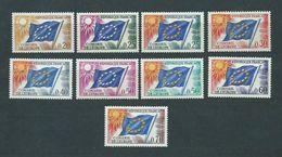 Año 1963 Nº27/5 Consejo De Europa - Neufs