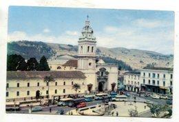 ECUADOR - AK 368058 Quito - Iglesia De Santo Doingo - Ecuador