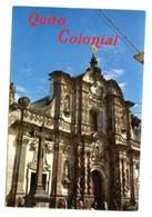 ECUADOR - AK 368059 Quito - Iglesia De La Compania De Jesus - Ecuador