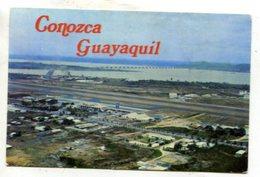 ECUADOR - AK 368060 Guayaquil - Simon Bolivar Airport - Equateur