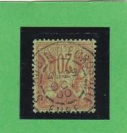 SAGE N° 96   - CACHET A DATE   SAINT-AUBIN D'ECROSVILLE / EURE  -  29 OCT 1900 - REF  1602 -très Bien Centré - 1876-1898 Sage (Type II)