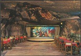 Las Cuevas Cafetería, El Clavin, Guadalajara, C.1960 - Garrabella Tarjeta Postal - Guadalajara