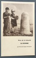France, CPA Neuve - Voie De La Liberté - La Borne, Par François Cogné - (B1653) - France