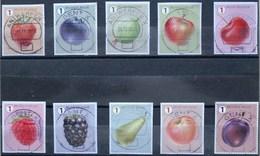 België 2018 Fruit / Fruits (fijne Tanding) - Usati