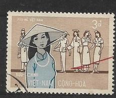 VIETNAM DEL SUD   1969 Vietnamese Women    Used - Vietnam