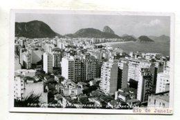 BRAZIL - AK 368100 Rio De Janeiro - Panorama De Copacabana - Copacabana