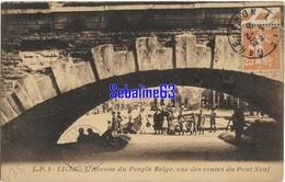 Lille - L'Avenue Du Peuple Belge , Rue Des Voutes Du Pont-Neuf - Lille