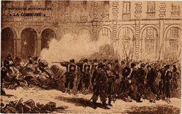 CPA PARIS La Commune Exécution En Masse (305534) - Evènements