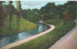Scheveningsche Boschjes - Waterpartij II - Nr 68 Uitg. Artur Klitzsch, Den Haag - 1928 - Den Haag ('s-Gravenhage)