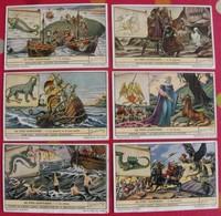 6 Chromo Liebig : Les êtres Légendaires. 1943. S 1448. Chromos. - Liebig