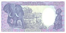 CONGO REPUBLIC P. 11 1000 F 1992 UNC - Congo