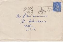 Great Britten Cover (A-5100) - 1902-1951 (Re)