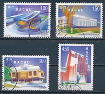 °°° MACAO MACAU - Y&T N°955/56/59/61 - 1999 °°° - Used Stamps