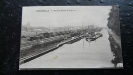 VARANGEVILLE - Le Port Du Canal Et La Gare - France