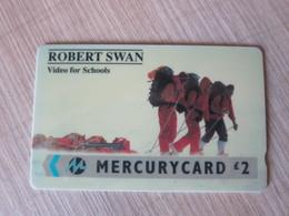 20MERC Robert Swan Video For Schools - Verenigd-Koninkrijk