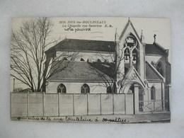 ISSY LES MOULINEAUX - La Chapelle Rue Severine - Issy Les Moulineaux