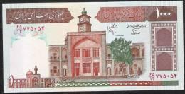 IRAN   P138h 1000 RIALS 1982 Signature 19b    UNC. - Iran