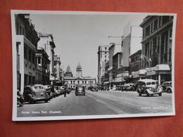 RPPC  Street Scene Port Elizabeth   South Africa  Ref 3746 - South Africa