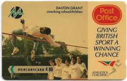 UK (Paytelco) - Athletics - Dalton Grant - PYPO003B - 5PPOC - 50.638ex, Used - Reino Unido