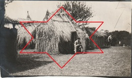 "Photo Juillet 1915 Ferme De BEAULIEU à MARAINVILLER (Croismare, Près Lunéville) - ""ma Villa"" (A216, Ww1, Wk 1) - Francia"