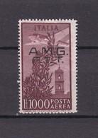 Triest - Zone A (AMG FTT) - 1948 - Michel Nr. 50 - 90 Euro - Nuovi