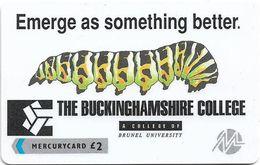 UK (Paytelco) - Buckinghamshire College - 1PBKA - PYU002 - 5.000ex, Used - Reino Unido