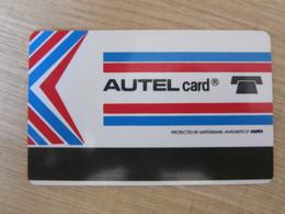 Autelca Generic Test/trial Phonecard, Sample - Schweiz