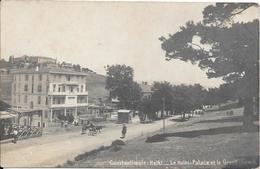 Carte Photo - CONSTANTINOPLE - Halki - Le Halki Palace Et Le Grand Chemin - Turquie
