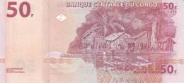 CONGO D.R. P.  91a 50 F 2000 UNC - Congo