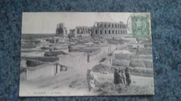 CPA - 1 - EL- DJEM - LE COLISEE - Tunisie