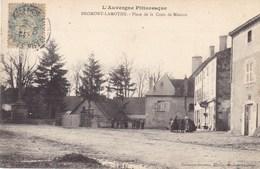 Puy-de-Dôme - Bromont-Lamothe - Place De La Croix De Mission - Frankreich