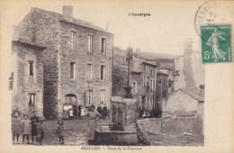 Puy-de-Dôme - Beaulieu - Place De La Fontaine - Francia