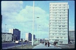 WARSZAWA WARSAW WARSCHAU VARSOVIE 1974, Original Colour 35mm Slide - Diapositivas