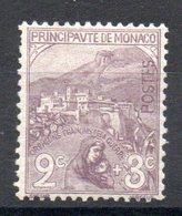 MONACO - YT N° 27 - Neuf * - MH - Cote: 45,00 € - Monaco