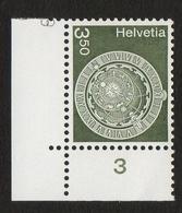 Astronomic Clock Of The Bern Clocktower / Helvetia / 3,50 / 1980 - Suisse