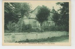 CENDRIEUX - Les Ecoles - Francia