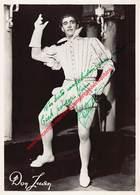 Jules De Mulder - Opera Don Giovanni - Gehandtekend Foto 11,5x16cm - Autographes