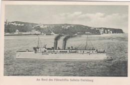 480046An Bord Des Fährschiffes Sassnitz Trelleborg. - Sassnitz