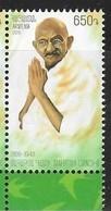 ARMENIA, 2019, MNH, GANDHI,1v - Mahatma Gandhi